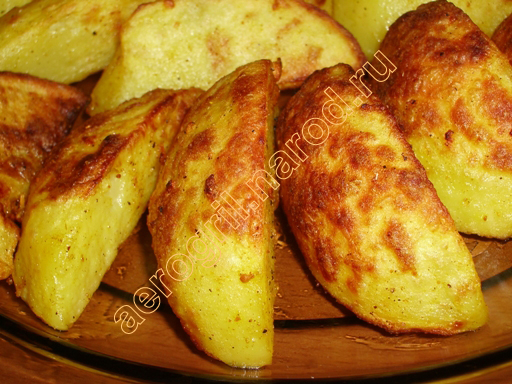 Картофель аэрогриль рецепты